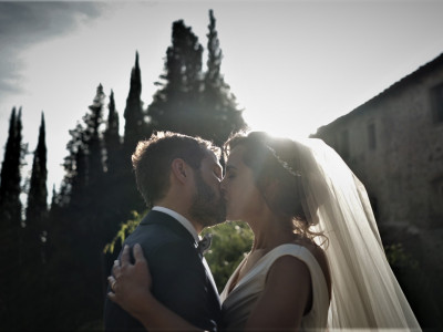 The emotional wedding teaser Georgina & Andrea