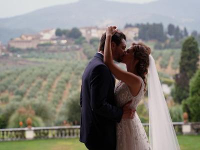 TThe Cinematic wedding trailer Sara & Jacopo